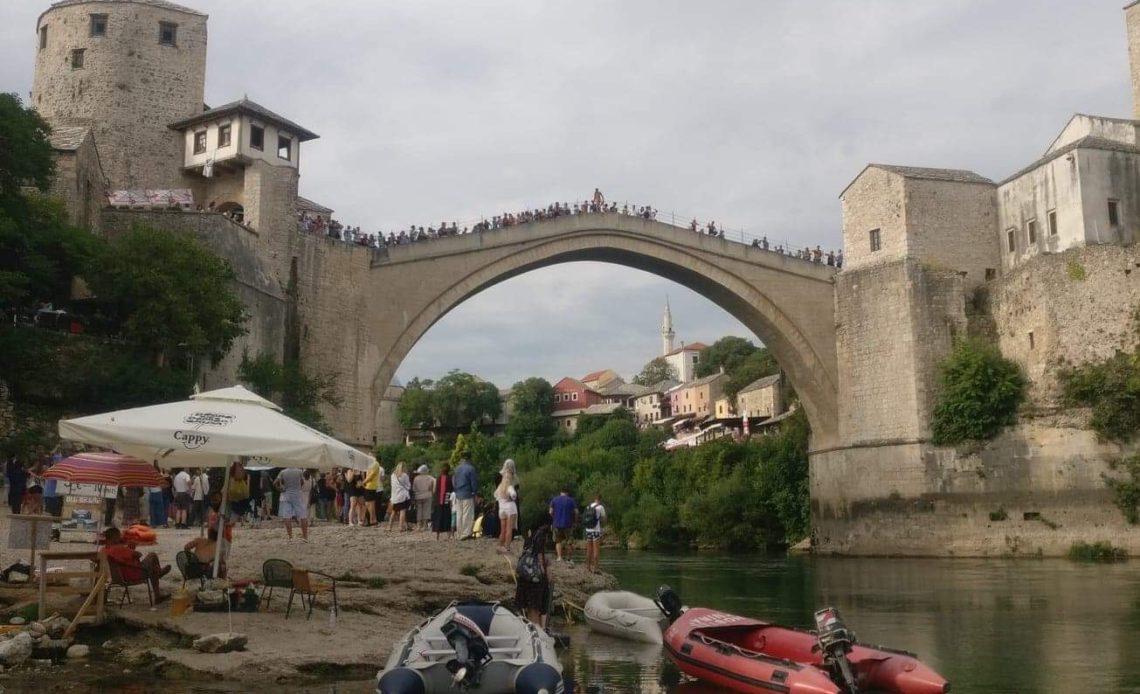 Vieux pont de Mostar
