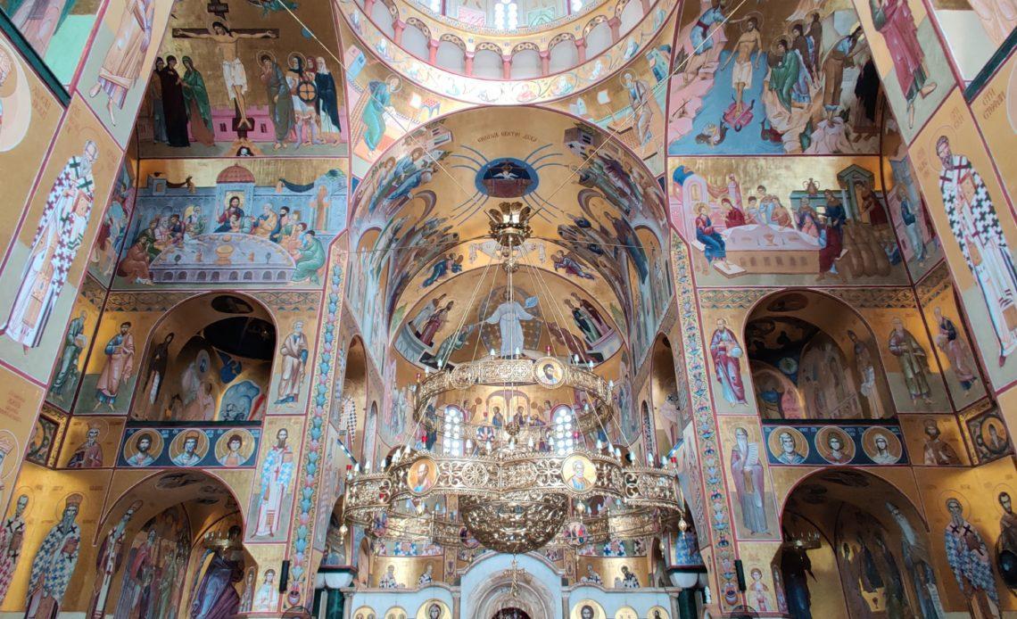 Cathédrale orthodoxe serbe de Podgorica